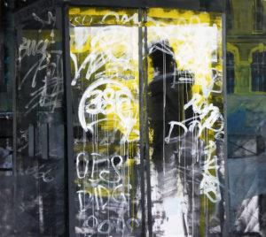 Място за дишане–190x170 акрил върху платно 2014