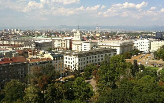 Хотели и забележителности в София