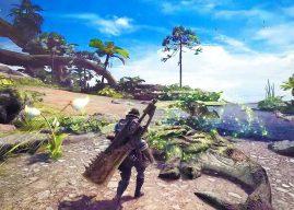Новата игра Monster Hunter: World изпраща геймърите на лов за дракони