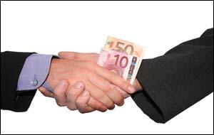 Колко далече се простира корупцията?