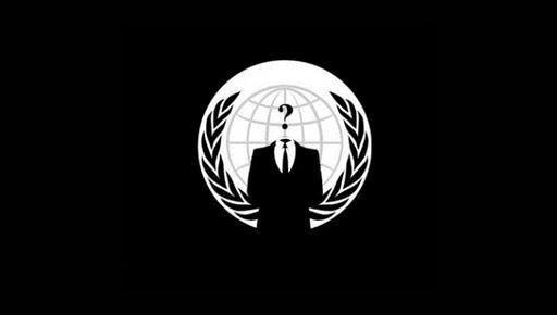 Анонимните в защита на свободата в Интернет