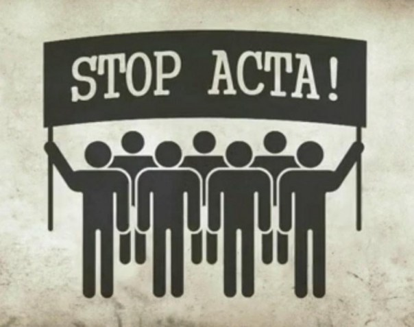 Какво е ACTA и има ли то почва у нас?