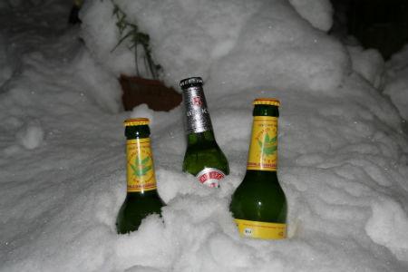 Да се сгряваме ли с алкохол?