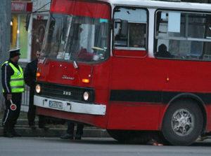 Опасен градски транспорт в София