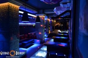 AQUA DANCE CLUB- нощната стихия на София