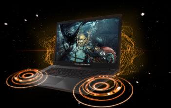 ASUS ROG Strix GL702ZC - първи гейминг лаптоп с процесор Ryzen 7