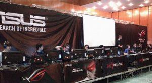 ASUS представи гейм иновации пред българските фенове на видеоигрите