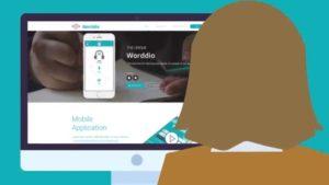 Българското приложение за изучаване на езици Worddio вече има 34 000 инсталации от почти всички държави по света