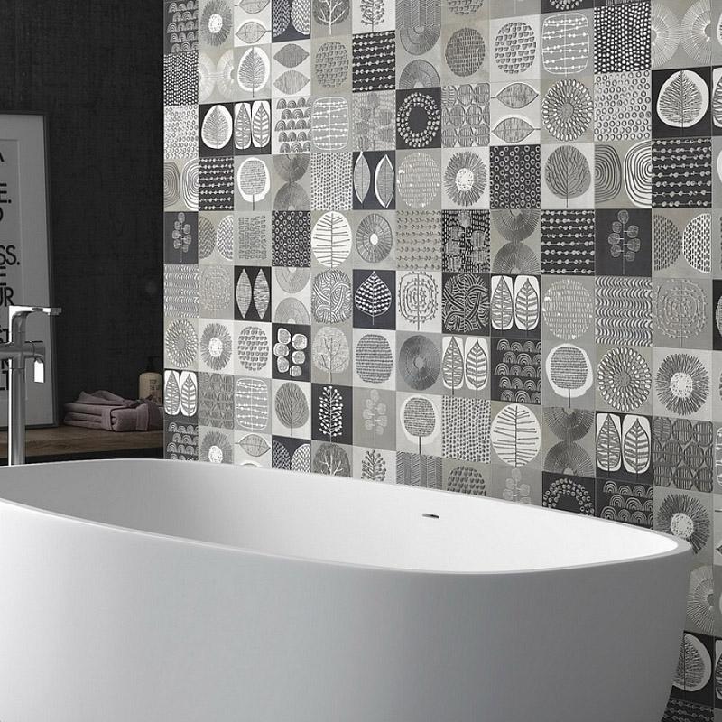 Модерен подход в дизайна на банята