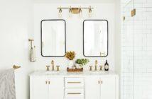 Стилове в интериорния дизайн за бани