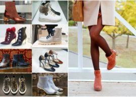Няколко модни тенденции при обувките