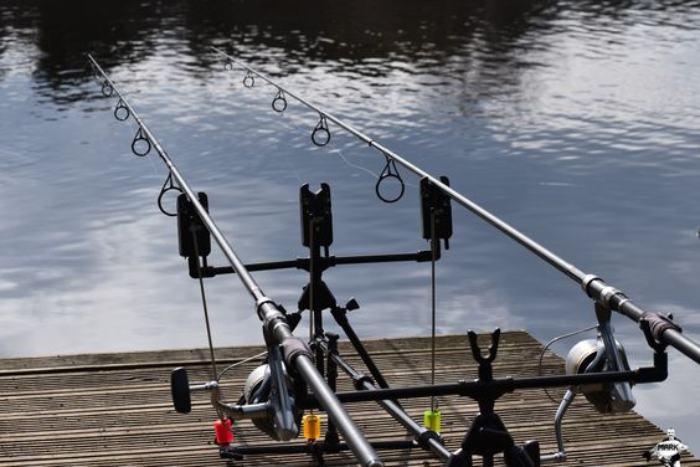 оборудването за шаранджийски риболов