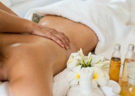 Какви техники се използват при тайландски масаж?